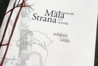 Les contes de Mala Strana, Jan Neruda, livre fermé