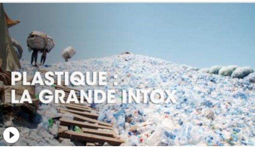 Plastique, la grande intox, reportage Élise Lucet