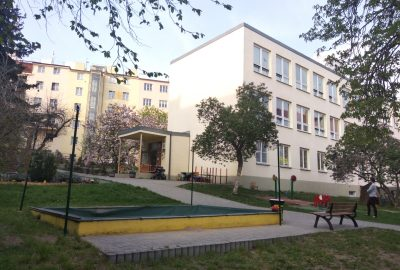 École maternelle en République Tchèque, Prague